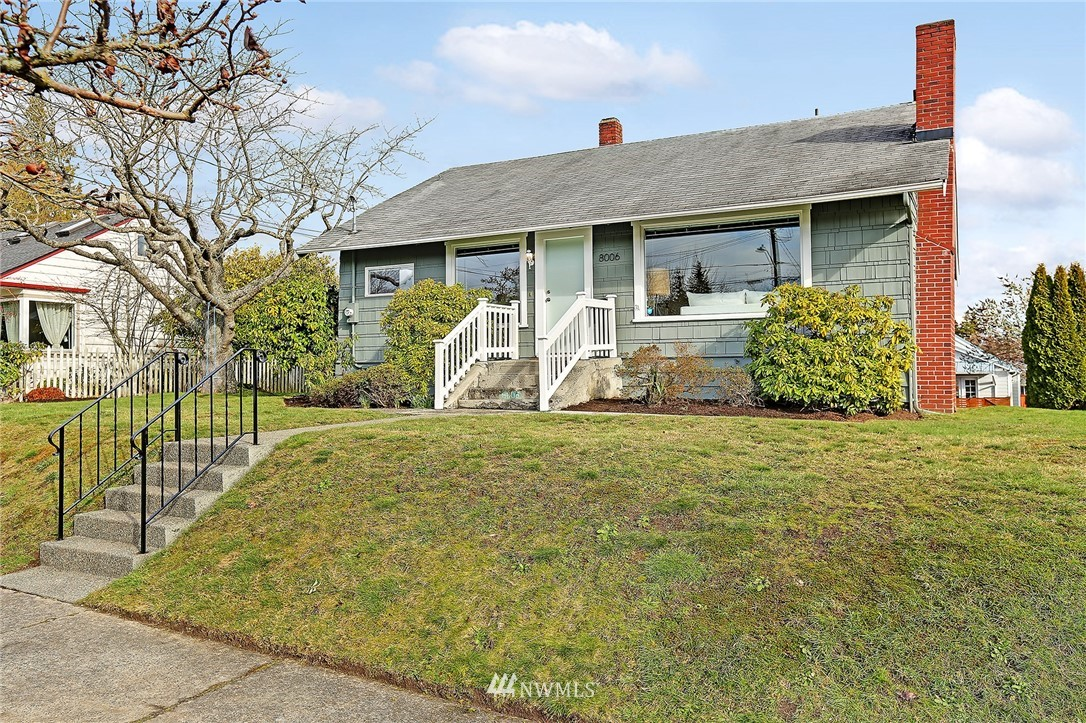 Sold Property | 8006 Earl Avenue NW Seattle, WA 98117 0