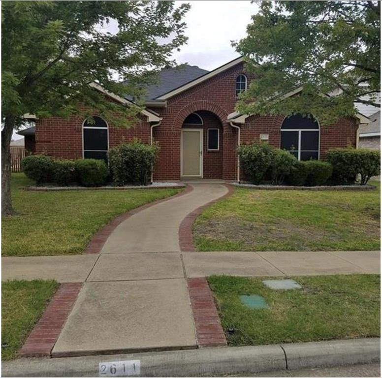 Sold Property   2611 Crosscreek Lane Mesquite, Texas 75181 0
