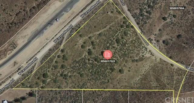 Pending | 0 Vac/Cor Carson Mesa Rd/Hamma Drive Acton, CA 93510 8
