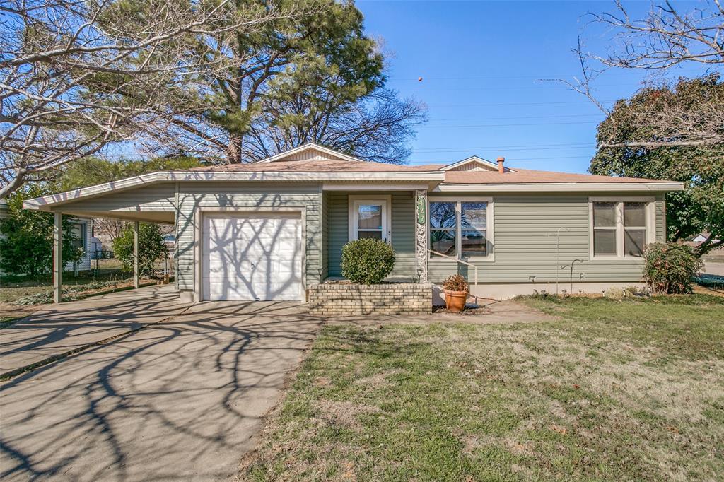 Sold Property | 427 E Ellen Avenue Hurst, Texas 76053 1