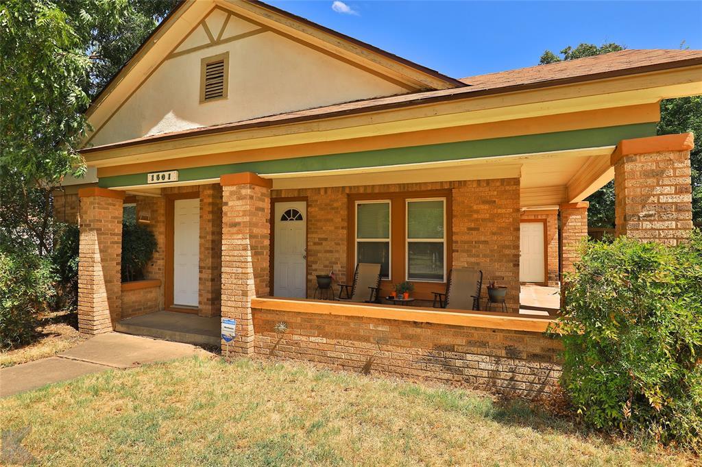 Active | 1501 Chestnut Street Abilene, Texas 79602 2