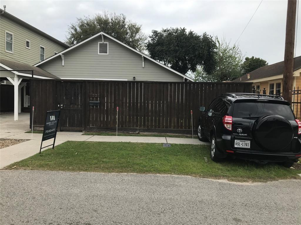 Pending Continue to Show | 1221 Aurora Street Houston, Texas 77009 14