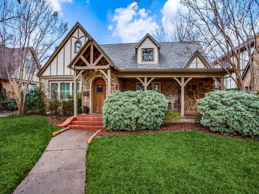 Active Option Contract | 7021 Lakeshore Drive Dallas, Texas 75214 2
