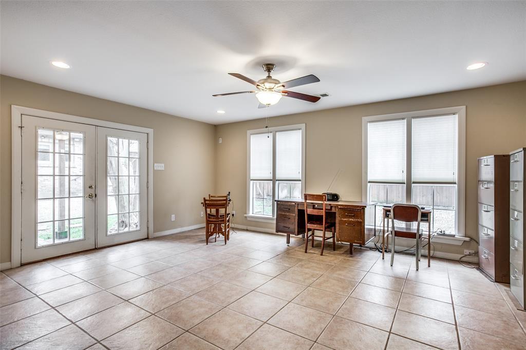 Active Option Contract | 7021 Lakeshore Drive Dallas, Texas 75214 30