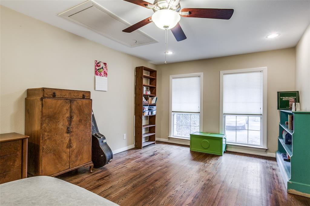 Active Option Contract | 7021 Lakeshore Drive Dallas, Texas 75214 32