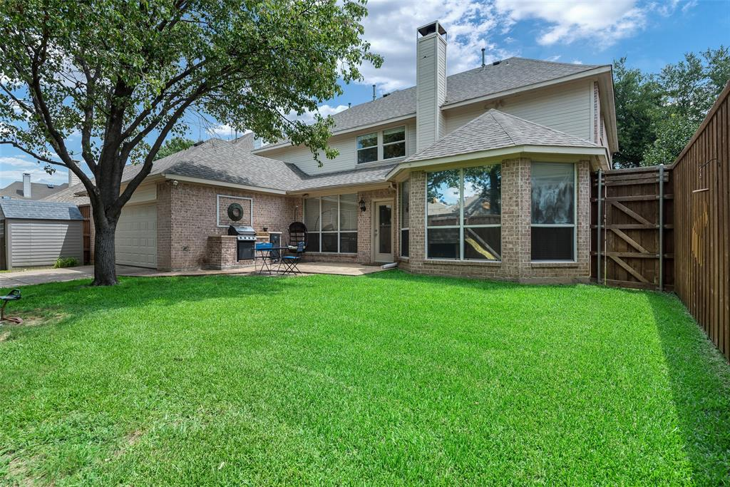 Active   18407 Gibbons Drive Dallas, Texas 75287 34