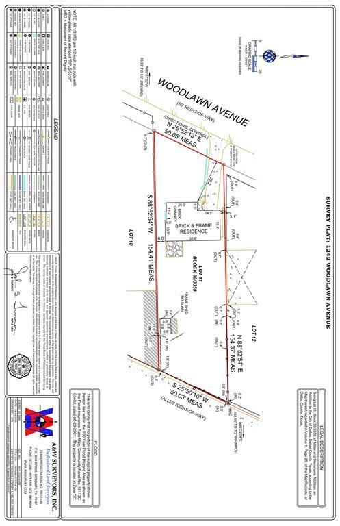 Sold Property   1242 Woodlawn Avenue Dallas, Texas 75208 13