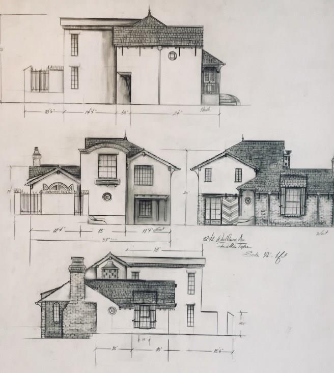 Sold Property   1242 Woodlawn Avenue Dallas, Texas 75208 14