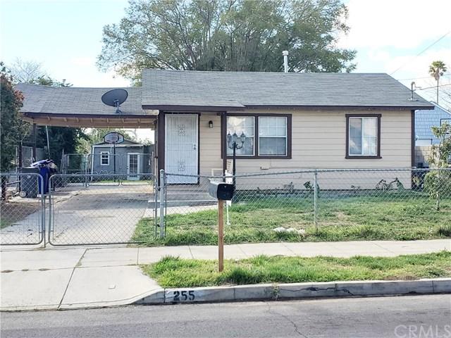 Closed | 255 E Wilson Street Rialto, CA 92376 1
