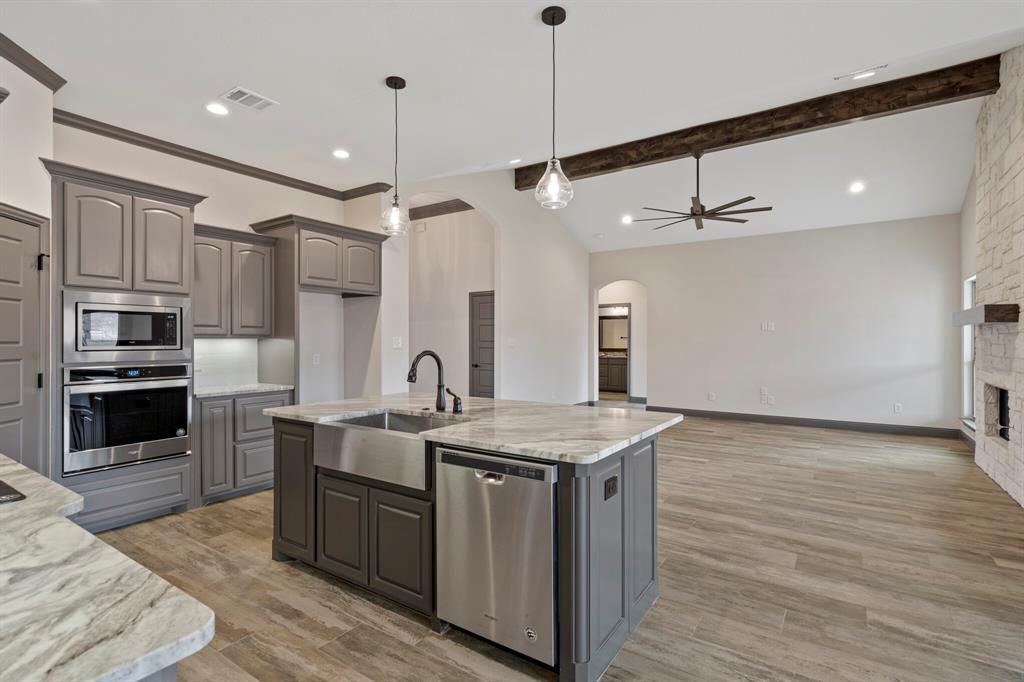 Sold Property | 2025 Forest Bluff Trail Azle, Texas 76020 14