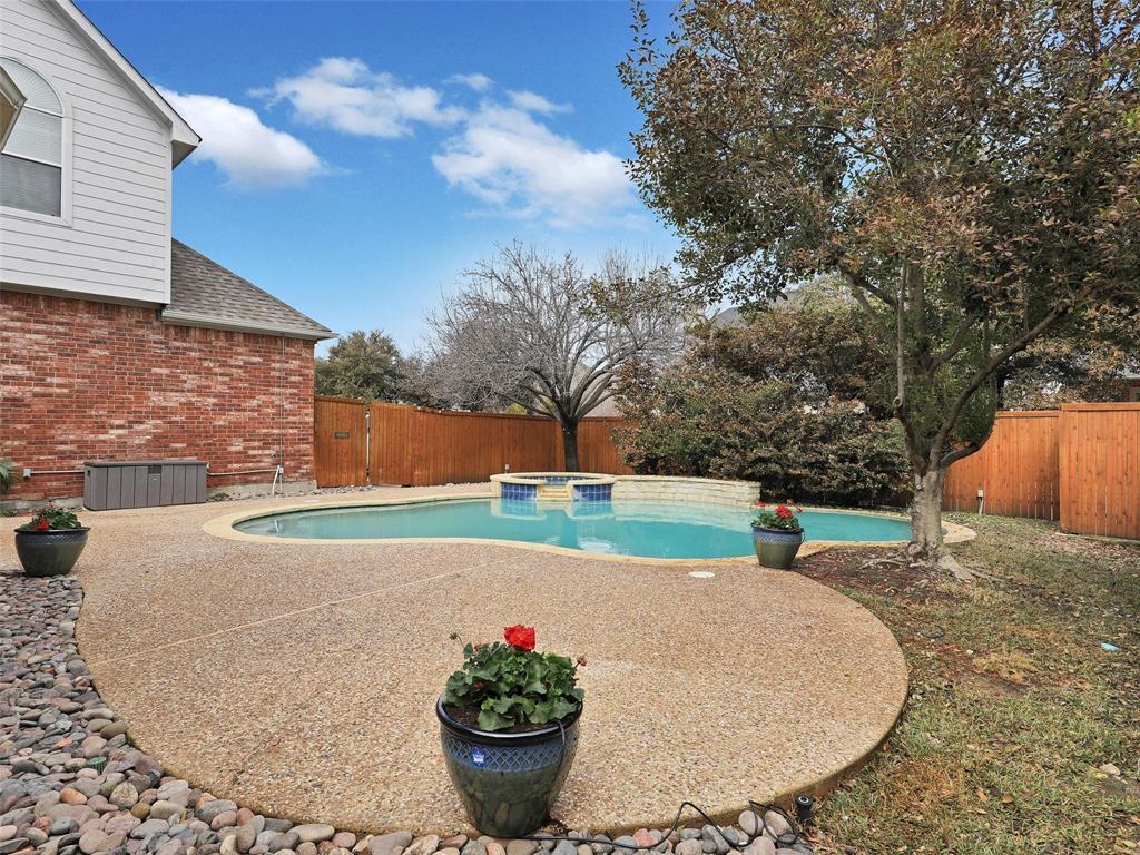 Active | 5366 Cattail Court Frisco, Texas 75034 33