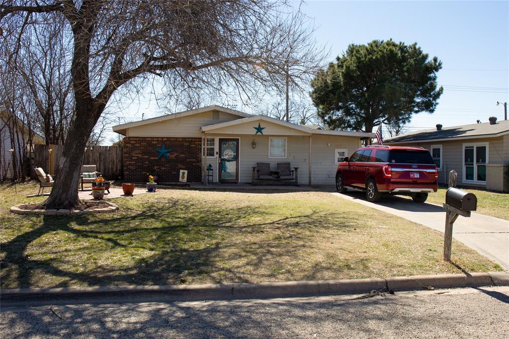 Sold Property | 2725 Bennett Drive Abilene, Texas 79605 0