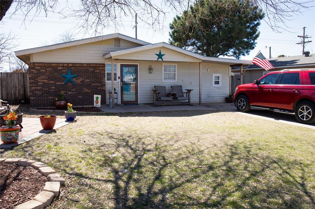 Sold Property | 2725 Bennett Drive Abilene, Texas 79605 2