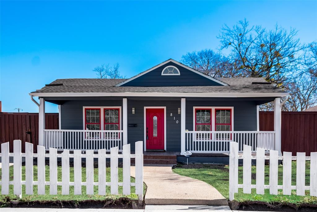 Active Contingent | 810 N Tennessee Street McKinney, Texas 75069 1
