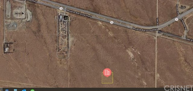 Active | 0 Highway 58 Mojave, CA 93502 0