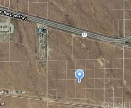 Active | 0 Highway 58 Mojave, CA 93502 1