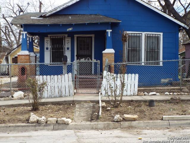 Back on Market | 1116 S SAN MARCOS San Antonio, TX 78207 1