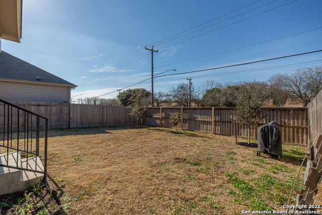 Active Option | 4619 TREVOR WAY San Antonio, TX 78217 23