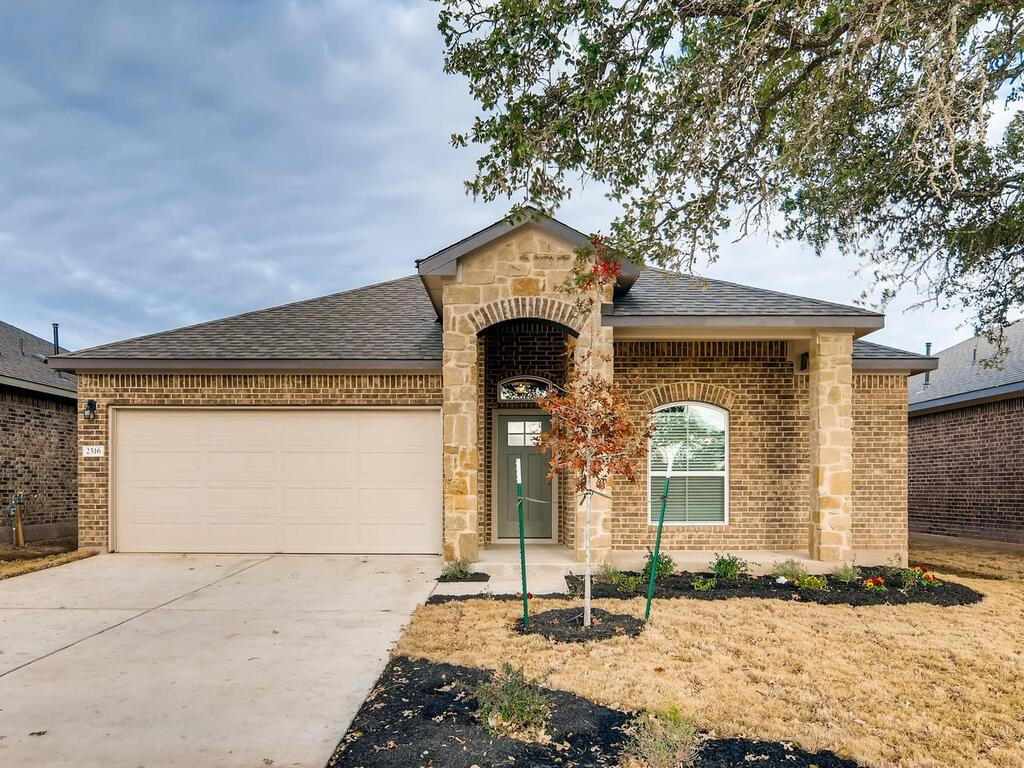 Closed | 2516 Buffalo Ford Court Georgetown, TX 78628 1