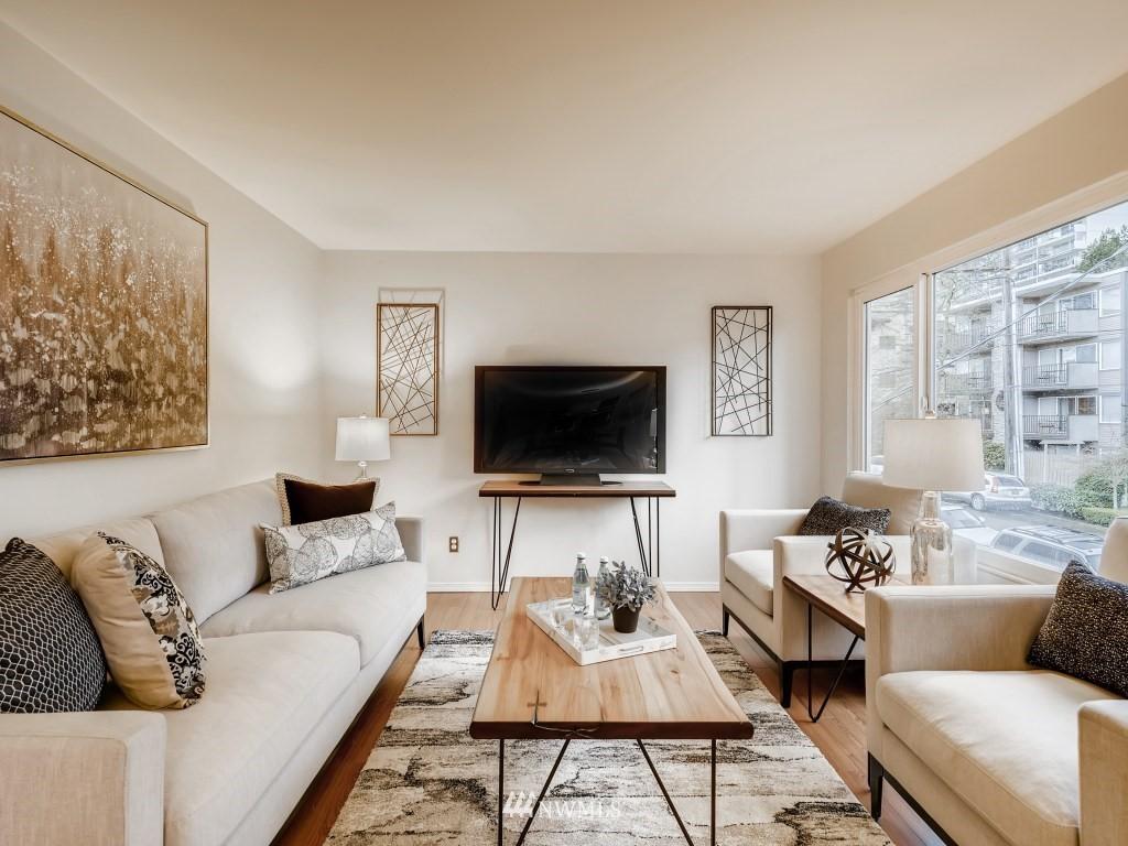 Sold Property   415 Summit Avenue E #2 Seattle, WA 98102 1