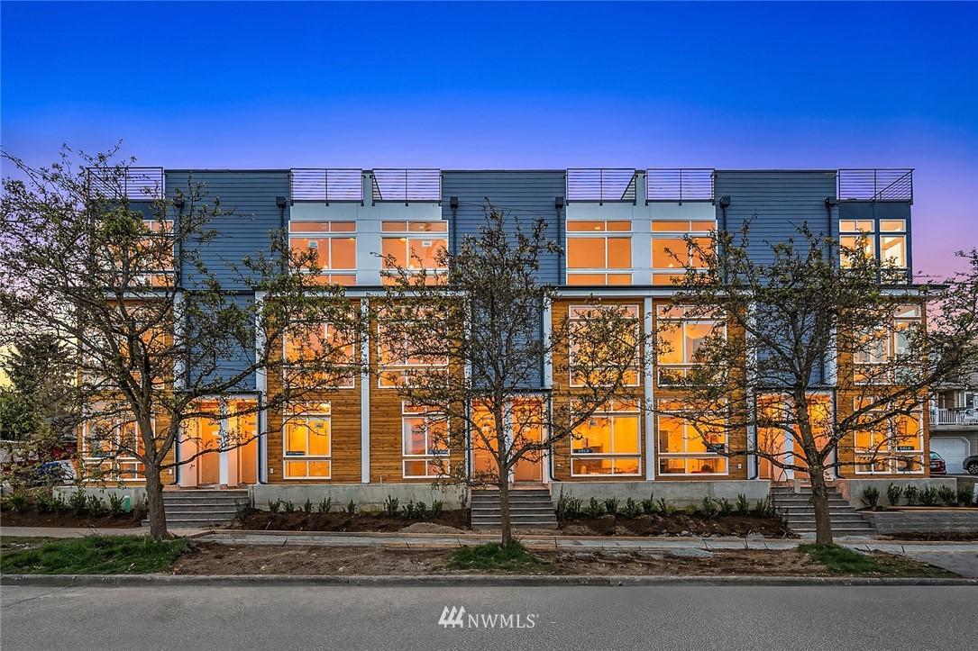 Sold Property | 9201 Linden Avenue N #E Seattle, WA 98103 0