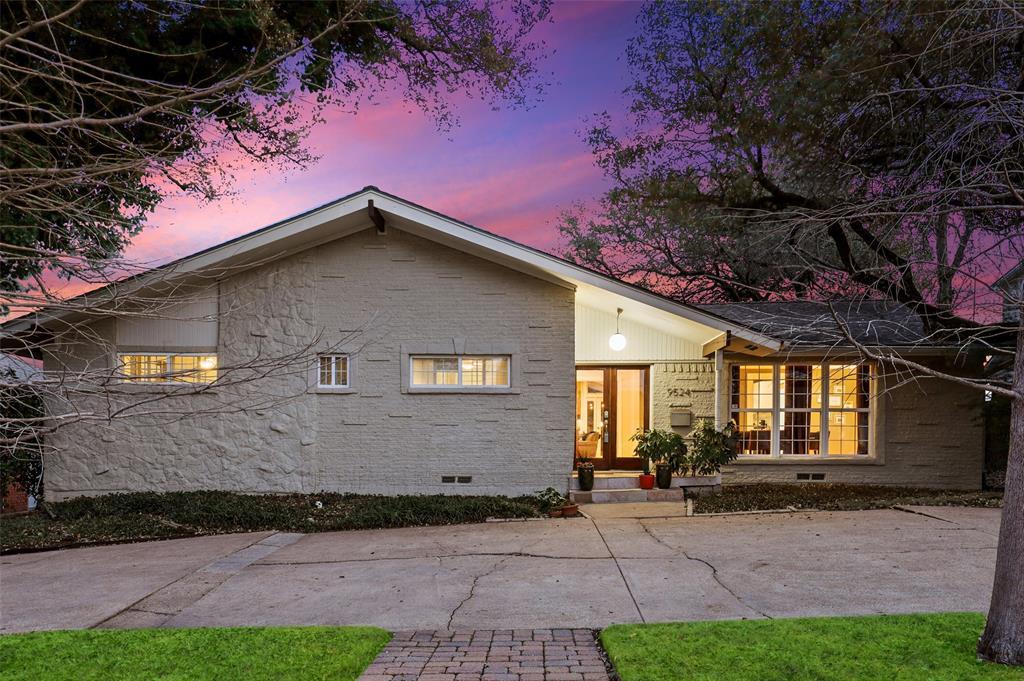 Active Option Contract | 9524 Angleridge Road Dallas, Texas 75238 1