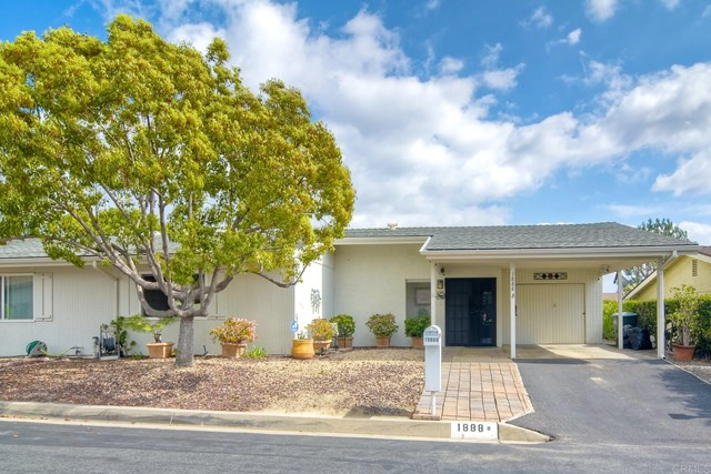 Closed | 1888 Fairway Park B Escondido, CA 92026 1