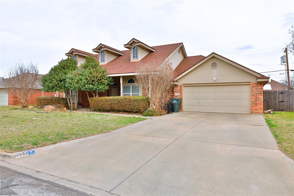 Sold Property | 6533 Todd Run Abilene, Texas 79606 0