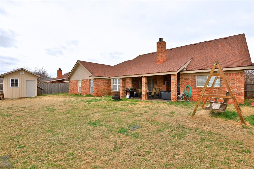 Sold Property | 6533 Todd Run Abilene, Texas 79606 23