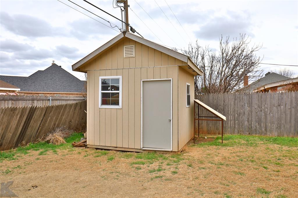Sold Property | 6533 Todd Run Abilene, Texas 79606 28