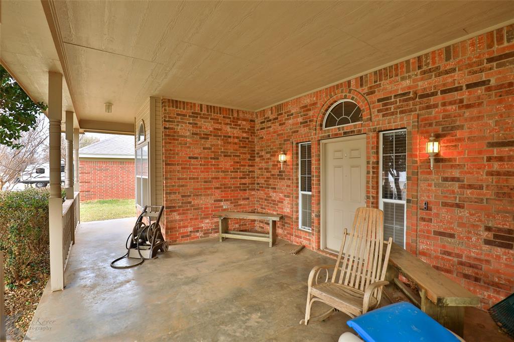 Sold Property | 6533 Todd Run Abilene, Texas 79606 31