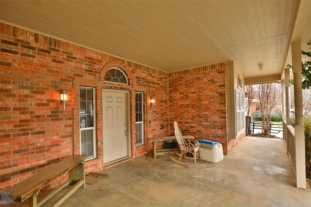Sold Property | 6533 Todd Run Abilene, Texas 79606 32