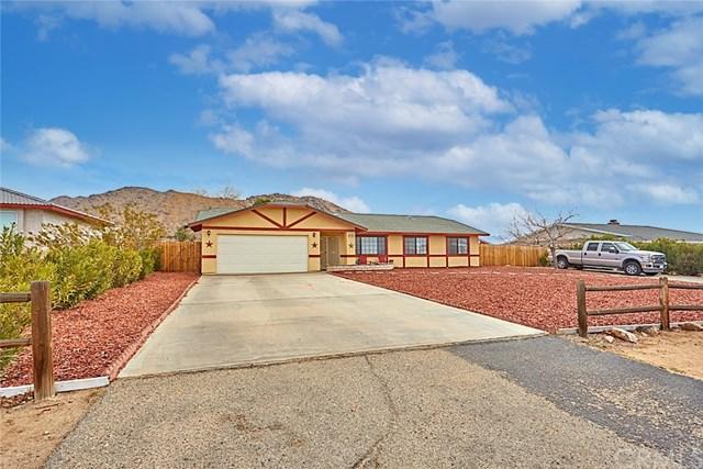 Closed | 17465 Mesquite Road Apple Valley, CA 92307 1