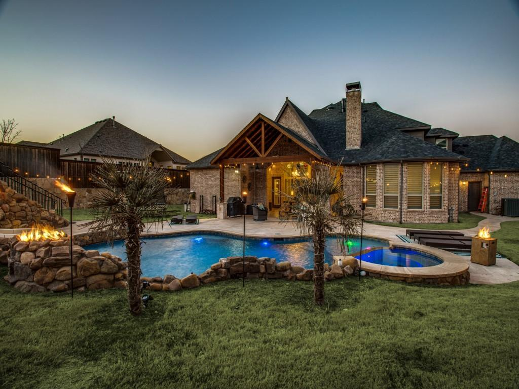Pending | 3470 Glacier Point Court Prosper, Texas 75078 34