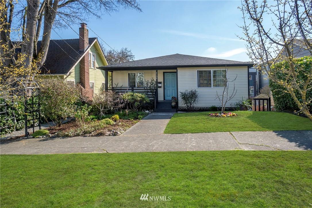 Sold Property   4134 32nd Avenue SW Seattle, WA 98126 0