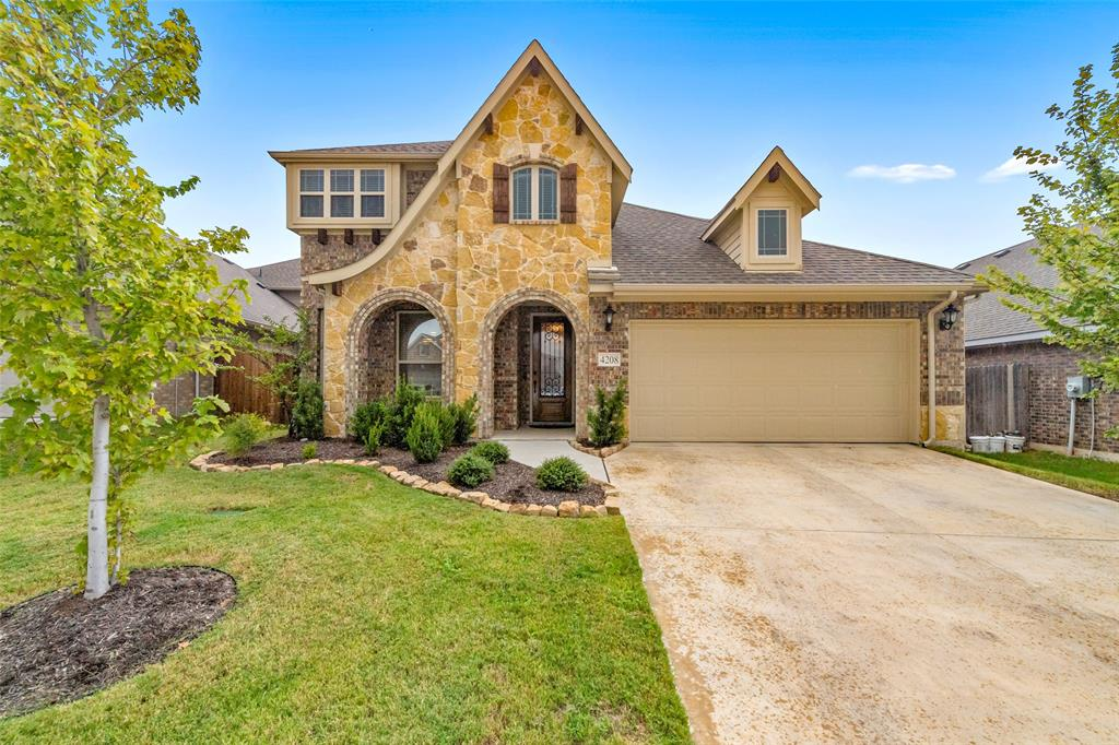 Sold Property | 4208 Sweet Clover Lane Fort Worth, Texas 76036 1