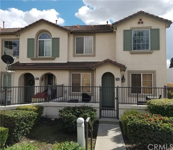 Active Under Contract | 1135 N Solano Privado #C Ontario, CA 91764 1