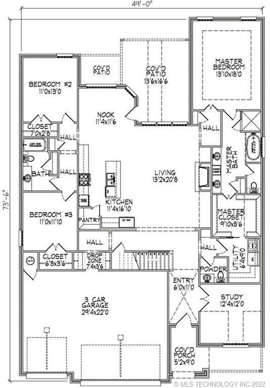 Active | 5412 E 125th Place S Bixby, Oklahoma 74008 1