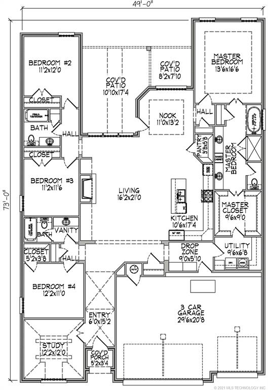 Active | 5418 E 125th Place S Bixby, Oklahoma 74008 1