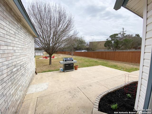Off Market | 16130 WALNUT CREEK DR San Antonio, TX 78247 25