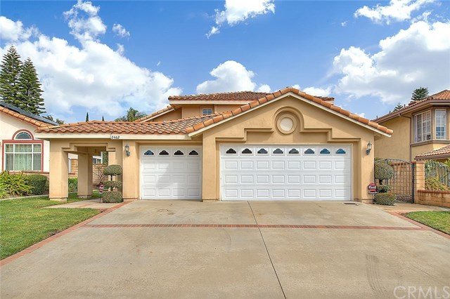 Closed | 2462 Monte Royale Drive Chino Hills, CA 91709 2