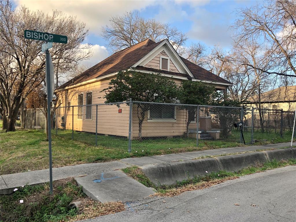 Off Market | 301 Bishop Street Houston, Texas 77009 0