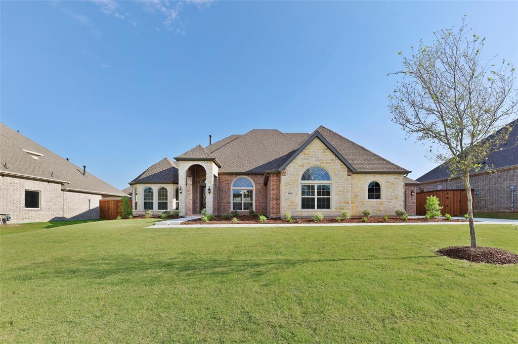 Leased   601 Winslow Lane Prosper, Texas 75078 0