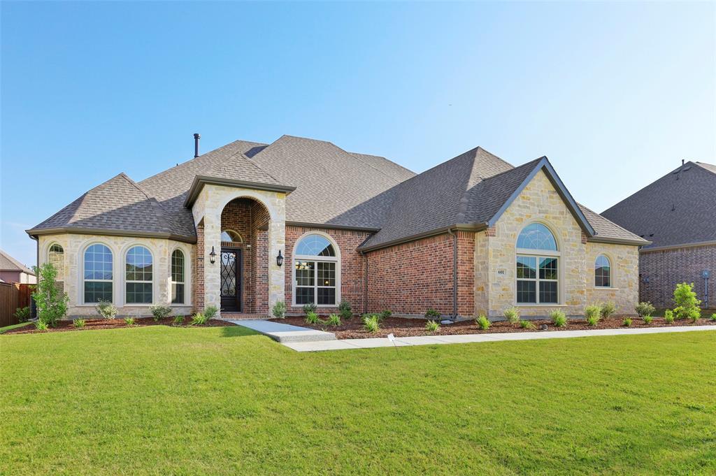 Leased   601 Winslow Lane Prosper, Texas 75078 1