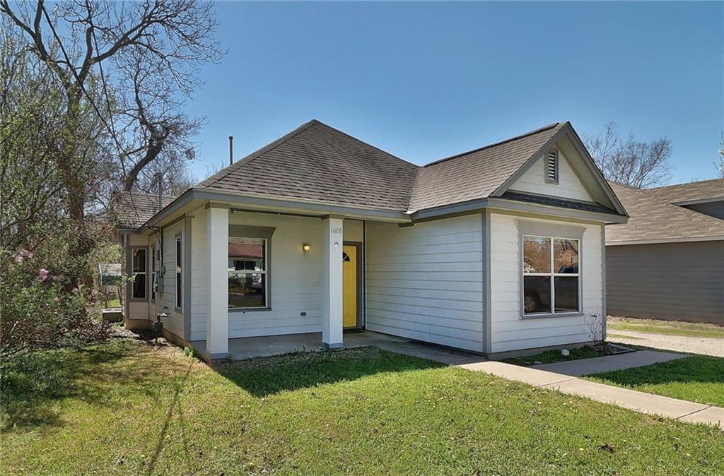 Closed   1606 E 19th Street Georgetown, TX 78626 1
