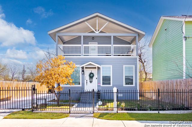 Active Option | 328 CACTUS ST San Antonio, TX 78203 1