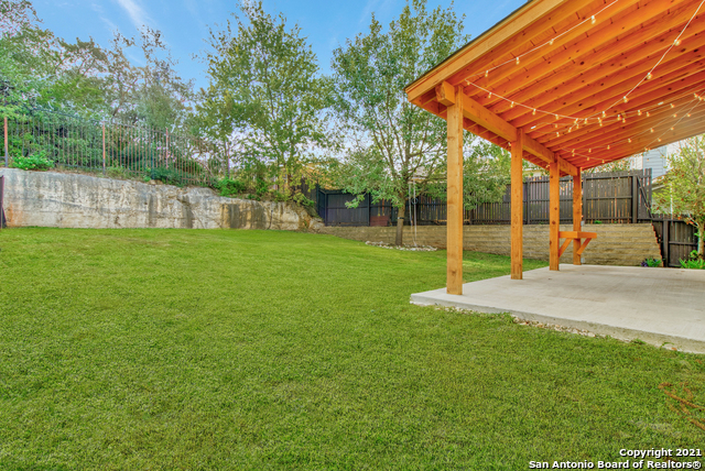 Pending | 15602 GREY FOX TERRACE San Antonio, TX 78255 2