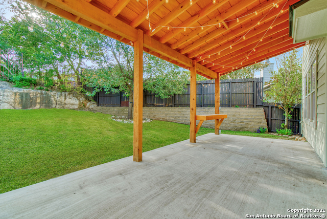 Pending | 15602 GREY FOX TERRACE San Antonio, TX 78255 31