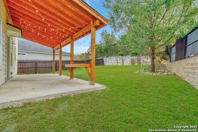 Pending | 15602 GREY FOX TERRACE San Antonio, TX 78255 32