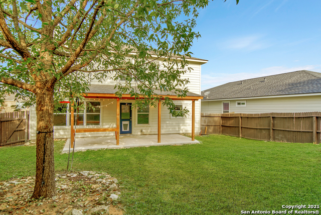 Pending | 15602 GREY FOX TERRACE San Antonio, TX 78255 33